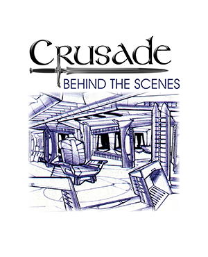 Babylon 5 Crusade Interviews Behind the Scenes