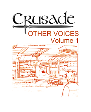 Babylon 5 Crusade Scripts Other Voices Volume 1