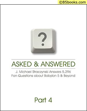 Front Cover of Asked & Answered, Part 4
