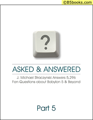 Front Cover of Asked & Answered, Part 5