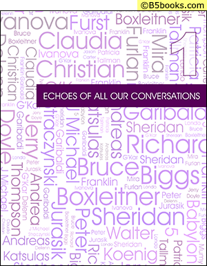 Front Cover of Echoes of All Our Conversations, Volume 1