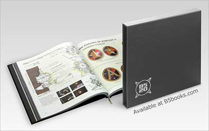 B5-20 Book and Slipcase