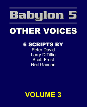 Babylon 5 Scripts Other Voices Volume 3