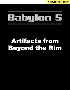 Front Cover of Artifacts from Beyond the Rim (Black)