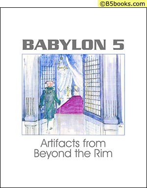 Front Cover of Artifacts from Beyond the Rim (White)