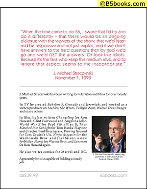 Back Cover of Asked & Answered, Part 1