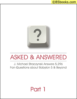 Front Cover of Asked & Answered, Part 1