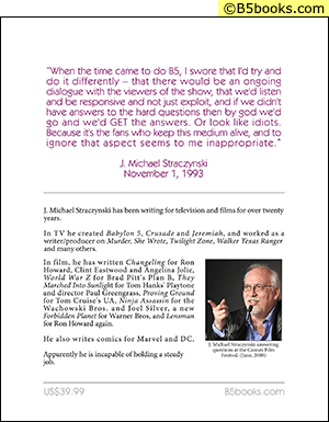 Back Cover of Asked & Answered, Part 3