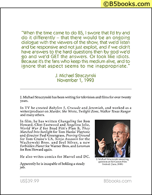 Back Cover of Asked & Answered, Part 4