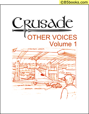 Front Cover of Crusade: Other Voices, Volume 1