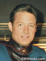 Photo of Bruce Boxleitner as John Sheridan