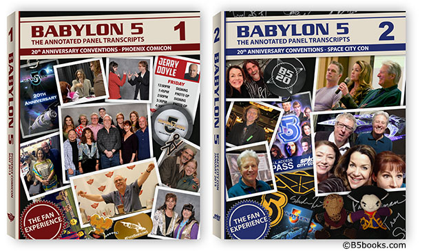 Babylon 5 Fan Experience Transcript Books