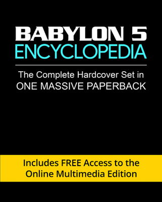Babylon 5 Encyclopedia PAPERBACK Edition